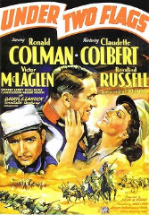 Under Two Flags 1936 DVD - Ronald Colman / Rosalind Russell